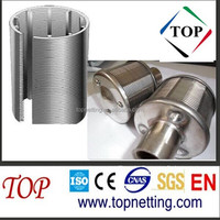 stainless steel 316L water screen filter nozzle for sand strainer