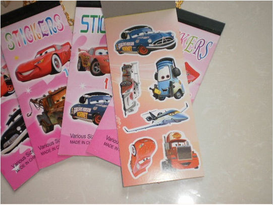 scrapbook decoration stickers book for kids