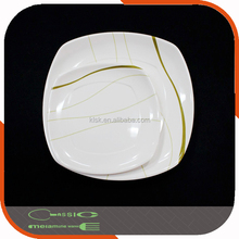 China Wholesale Xiamen Melamine Serving Trays Plastic Square Restaurant Plates