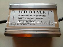 Waterproof 50W 1500mA Constant Current LED Driver