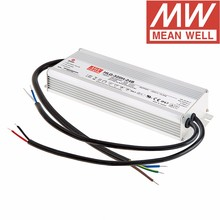 Mean Well 320W Constant Voltage + Constant Current LED Driver 1~10VDC PWM resistance dimmable LED Driver HLG-320H