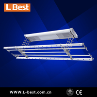 2017 hot sale electric auto clothes drying rack /drying hanger with high quality
