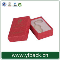 Top Seling Decorative Custom Printed EVA Foam Insert Inside Cosmetic Perfume Box Package, Olive Oil Box