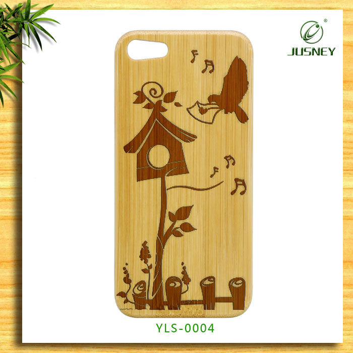 perfit design 100% wood case for iphone 4g case