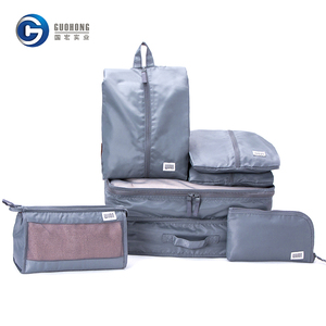 Clothes travel storage bag organizers packing travel cube sets