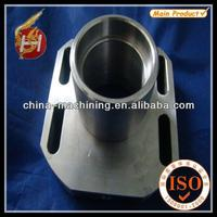 customized high manganese steel products/processing part/metal machining product