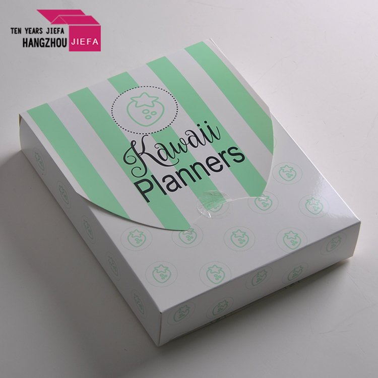 Customize Logo And Printing Words Packaging Box