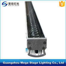 mini size ip65 hotel building 36w outdoor linear led wall washer