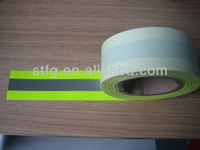 Fire flame Retardant Reflective tape / fabric, Reflective tape, Reflective warning Tape for clothing