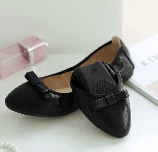 High quality soft women flat party dress safety shoes