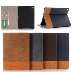 book style leather stand leather case cover for ipad pro 9.7' , for ipad 9.7 inch