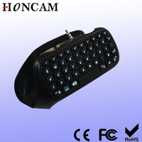 Wireless Bluetooth Keyboard For Ps4 Connected with PS4 Controller Chat with Friends