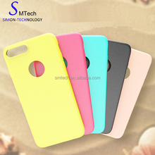 Ultra thin Color Soft TPU mobile phone back cover case for iphone/for samsung/for huawei