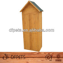 Wooden Tool House For Garden DFG015