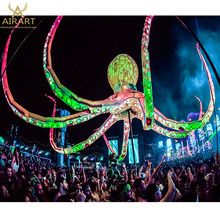 party decoration gaint inflatable octopus