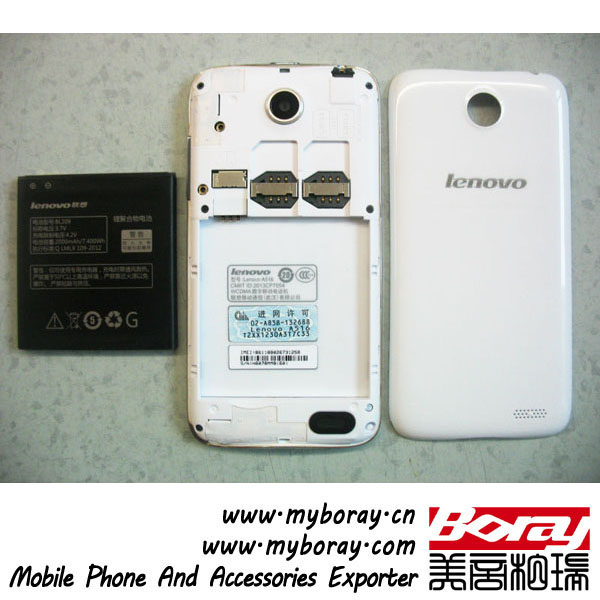low price Lenovo A516 waterproof dual sim mobile phone