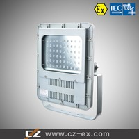 ATEX, IEC Flameproof LED flood light fitting from 120W 160W 200W