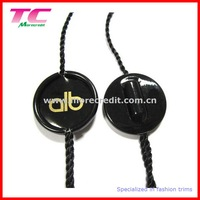 high quality custom metal seal tag for clothing