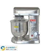 2015 new CE approved commercial industrial used stand food mixer machine