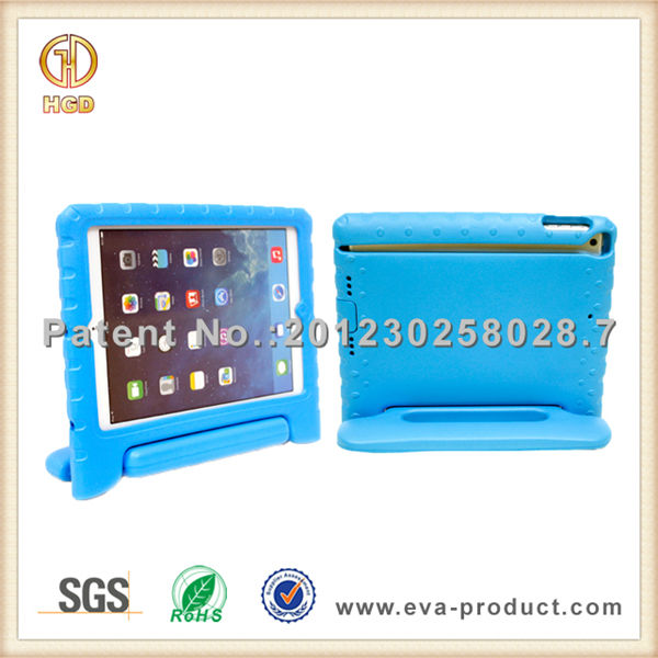 Hot selling Drop protection EVA hard shell case for ipad air