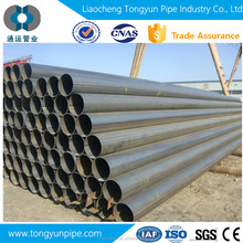 Different types of pipes Welded steel pipe
