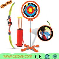New toys for kid plastic bow and arrow toy for promotion