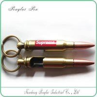 promotional gifts The bullet bottle opener key chain