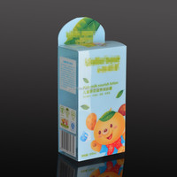 Guangzhou Factory Hot Sale PET Soft Toy Packaging Box, OEM PP Sex Toy Packaging