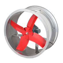 Explosion proof axial cooling propeller fan axial exhaust fan