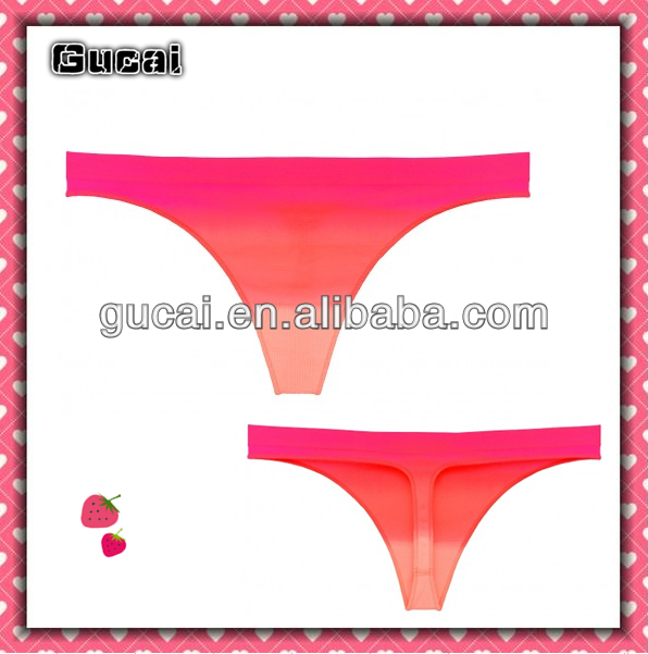 2014 Newly Gucai Pictures Of Thongs For Women