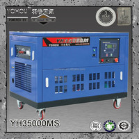 10kw To 300kw 50Hz Ac Three Phase Factories Standby Electricity For Oceaneering