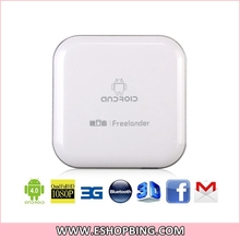 Freelander AP10 Android 4.0 Dual Core RK3066 1.6GHz 4GB Mini PC Android TV with Wi-Fi Bluetooth & Air Fly Mouse