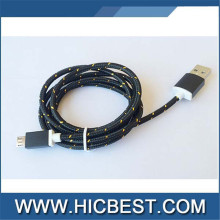 Micro Usb Cable Bulk for cell phone, Sync Data Charging Micro Usb Data Cable Cord for Huawei