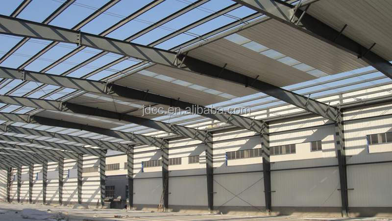High Quality Low Cost and Fast Assembling Steel Warehouse
