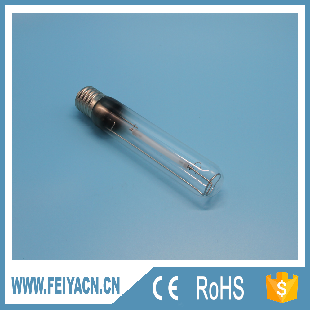 E27 70W Tubular High Pressure Sodium Lamp