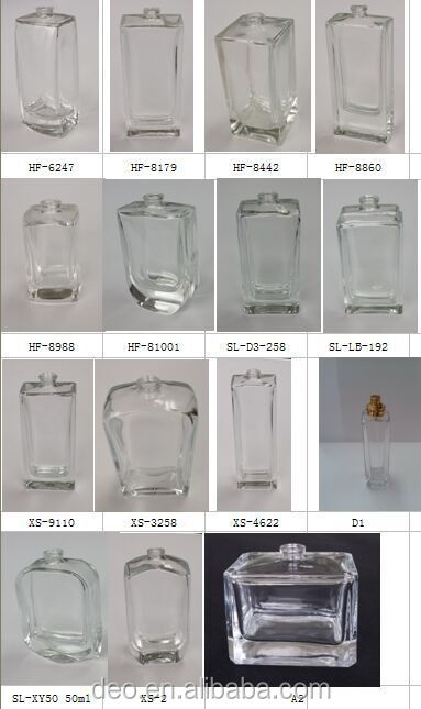 cylinder shape glass perfume empty bottles 30ml