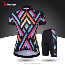 BEROY new collection cycling <strong>sportswear</strong>, custom cheap women cycling jersey