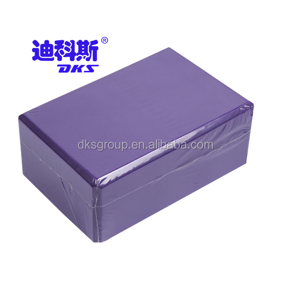 Hot Sale EVA Yoga Block,Eco EVA Foam Yoga Bricks