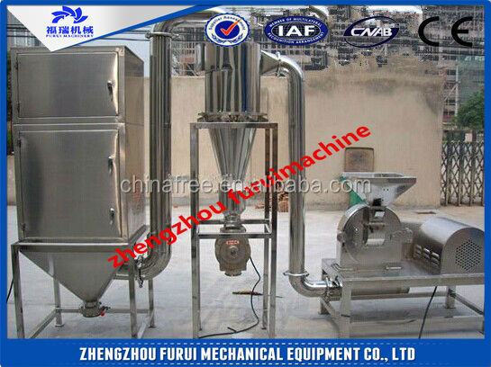 Factory direct supply stainless seel chinese medicine grinder/herbal medicine grinding machines