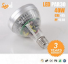 ip65 outdoor waterproof 40w 3years warranty 110v e27 led par30