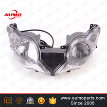 chinese motorcycle accessory head light for JUANK 901 SPORT