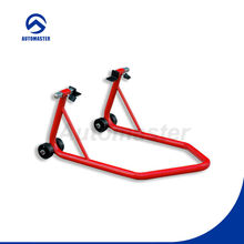 Motorcycle Front Rear Lift Steel Rear Stand