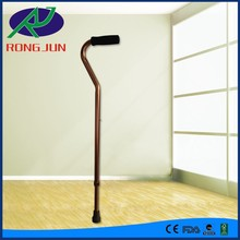 home care stick walking Aluminum adjustable walking stick walking cane gun
