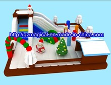large christmas inflatables inflatable fun city