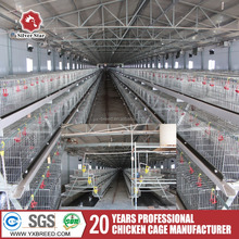used poultry egg battery chicken layer cage design for sale