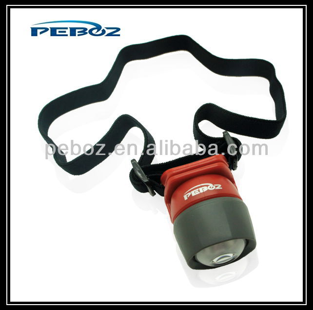 New arrival factory manufacture 25 lumens LED headlamp for promotion