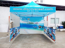 Cheap trade show exhibition 10x10' pop up canopy tent outdoor folding