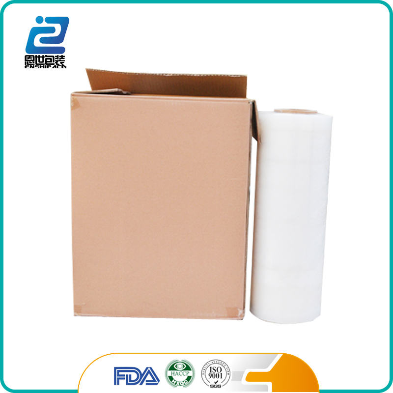 wholesale plastic packaging protective stretch film for pallet