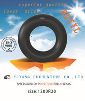 Sale promotion tyre truck inner tube 1200R20
