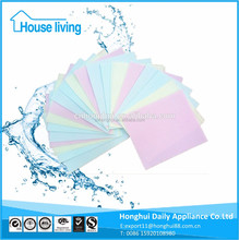 Name of toilet accessories paper laundry detergent sheet / laundry soap tablet manufacturer